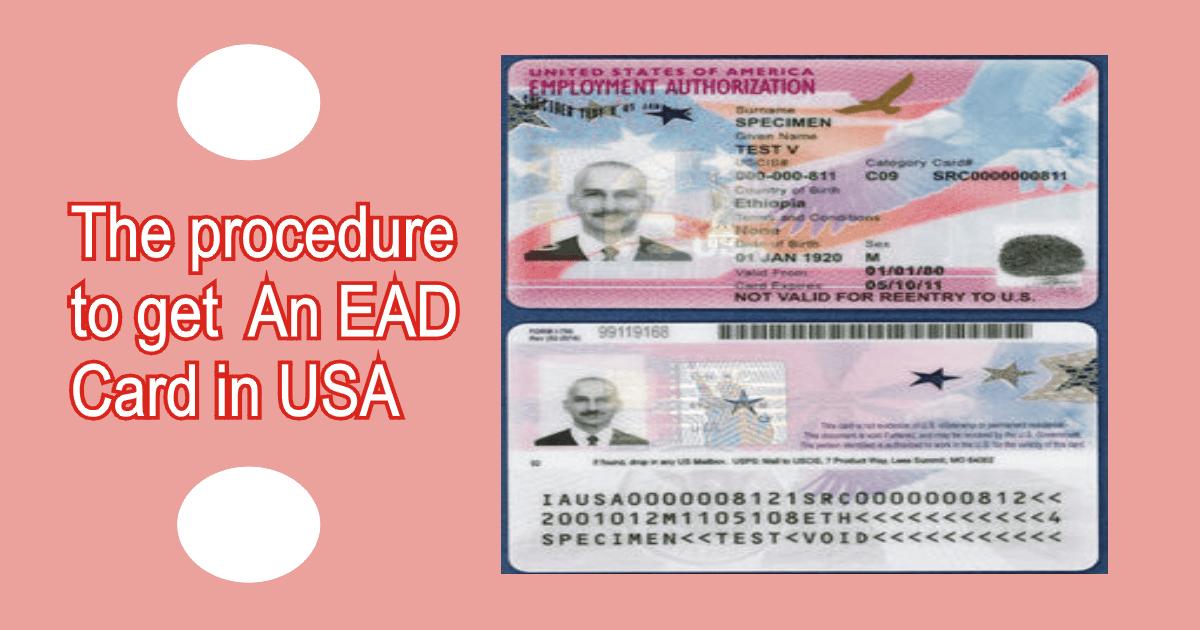 4726f4c6851068a4a98753d1d3eb58c4 - How Long Does It Take To Get Employment Authorization Card