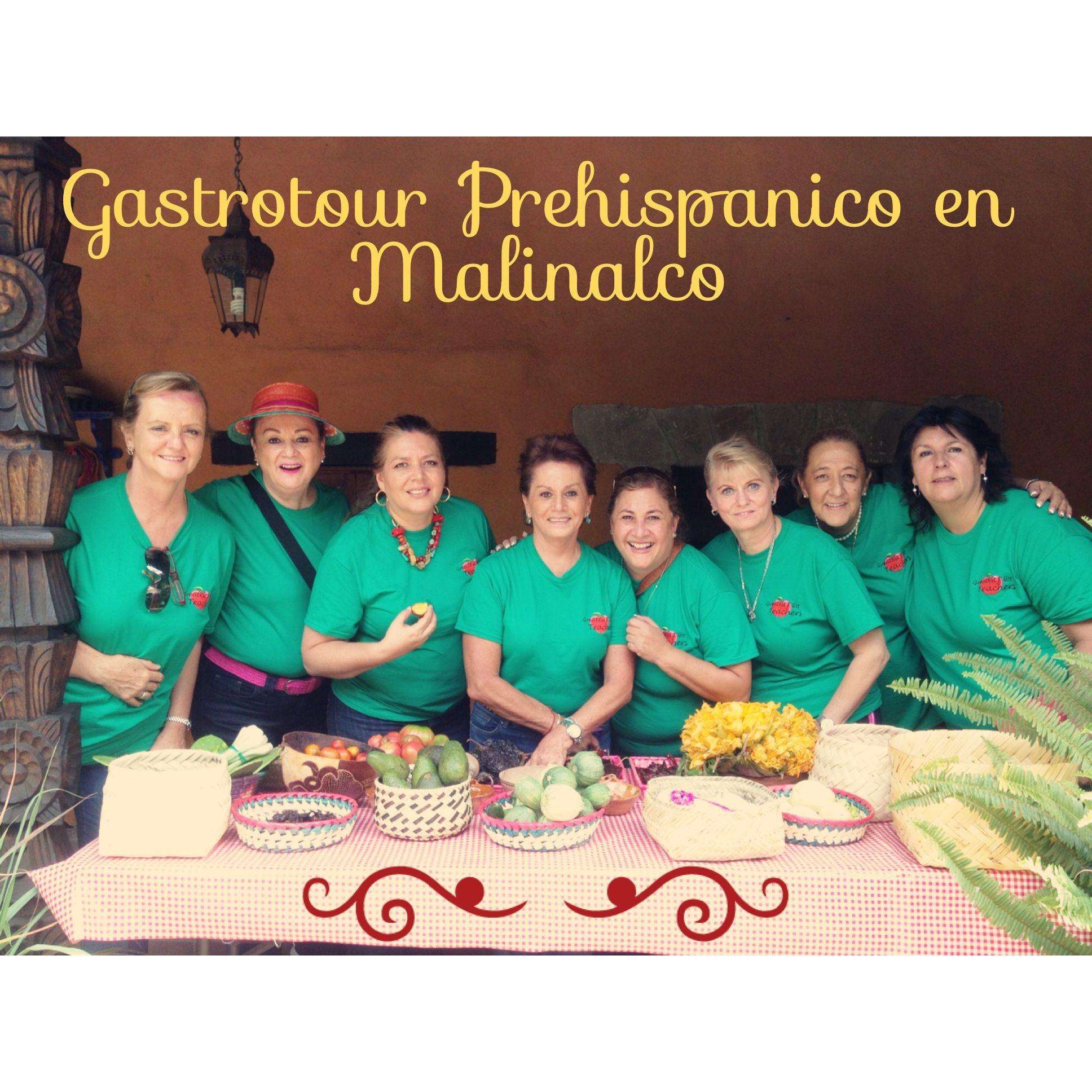 El Gran tour de Gastronomía Prehispánica en México. Una experiencia vivencial atada a la identidad.