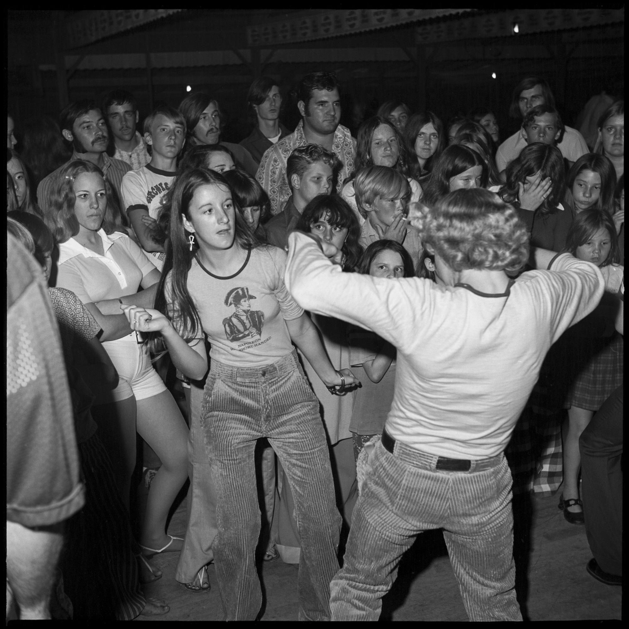 Roller Derby Movie 70s