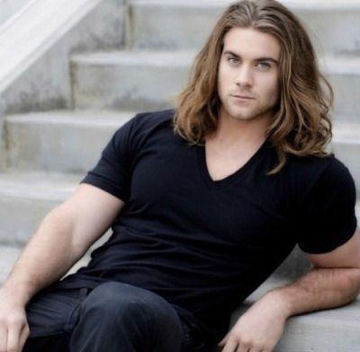 Tumblr Nadl68yidm1tdl3uzo1 400 Jpg 400 392 Long Hair Styles Men Long Hair Styles Handsome Men