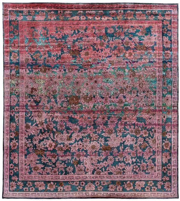 "Silk Ethos 8'0""x9'1"": Ethos Oriental Rugs"