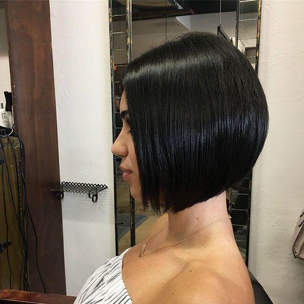 Short Straight Hairstyles 2019 | Short straight hair, Bob hairstyles, Straight hairstyles