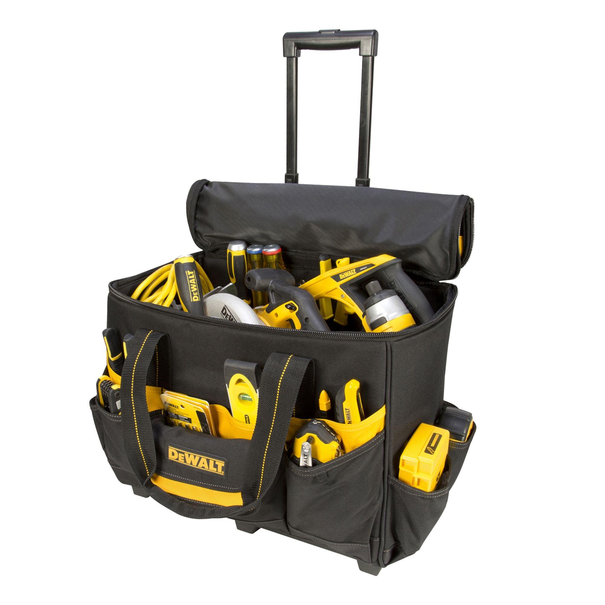 """NEW ITEM"" DeWalt DG5570 17"" Roller Tool Bag Click Image"