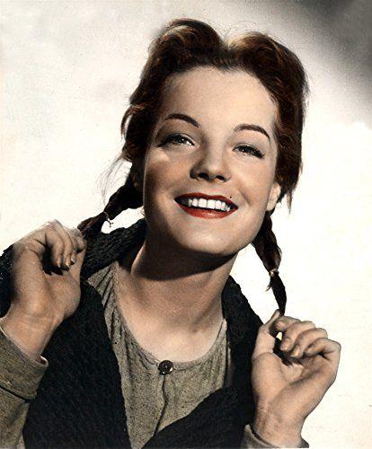 Romy Schneider In Robinson Soll Nicht Sterben 1963 Actrice