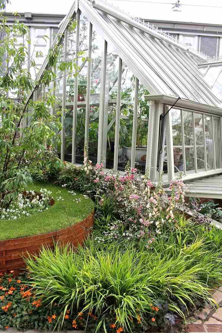Serre de jardin et abri - 17 idées de design fantastique | jardin ...