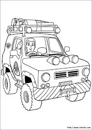 Coloriage Sam Le Pompier Ausmalbilder Zum Ausdrucken Ausmalbilder Feuerwehrmann Sam