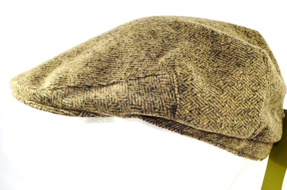 plaid ivy cap hat-brown-l/xl #cappello #ivy