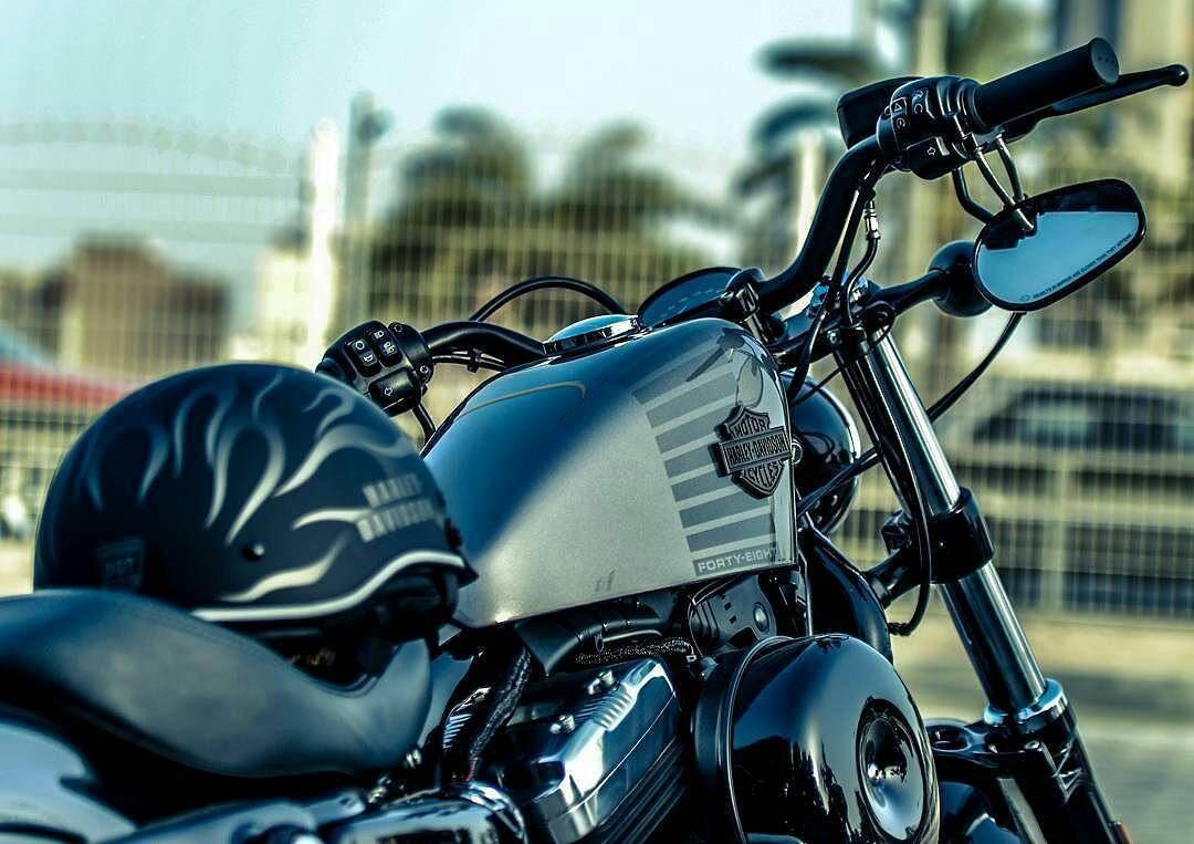 """167 curtidas, 1 comentários - BH Harley-Davidson (@bhharleydavidson) no Instagram: """"Equipando pela primeira vez uma motocicleta Harley-Davidson® em 1948 — e servindo de inspiração…"""""""