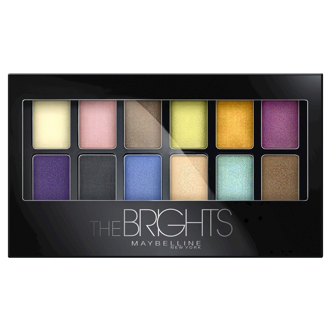 Maybelline Eyeshadow Palette 0.34 oz Maybelline
