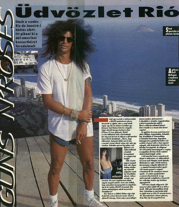 Slash / magazine