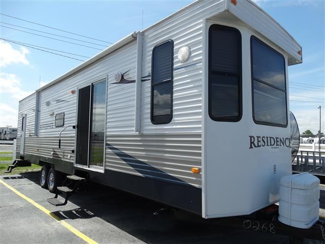 2011 Keystone Residence Campers Camper Camper Dealers