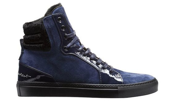 YSL Homme sneakers   Marque de chaussure homme, Basket homme