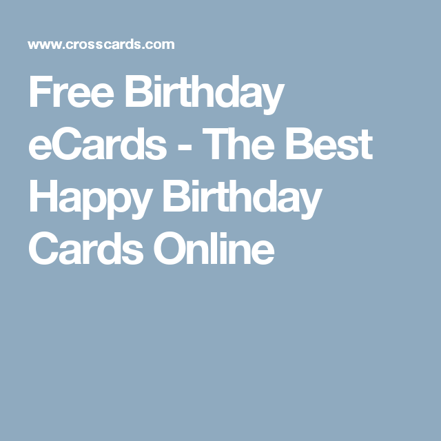 Free birthday ecards the best happy birthday cards online e send birthday ecards and online greeting cards to friends and family funny cute and christian inspirational birthday cards online bookmarktalkfo Choice Image