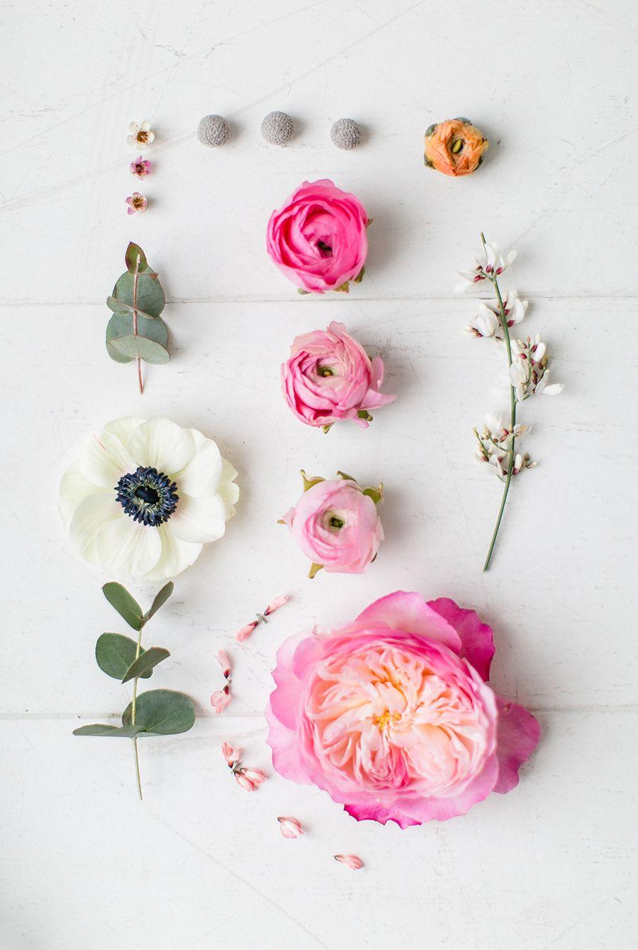 Blume Des Monats Februar Ginster Brautstrauss Pfingstrosen