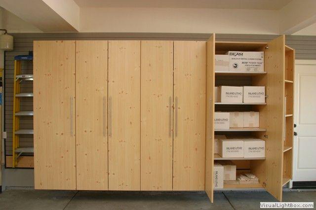 Unfinished Garage Cabinets Google Search Garage Cabinets