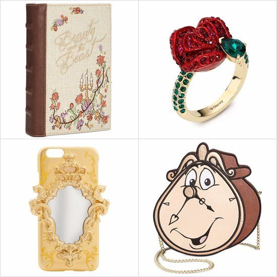 Beauty and the Beast Fans Will Fall Hard For These 21 Magical Products