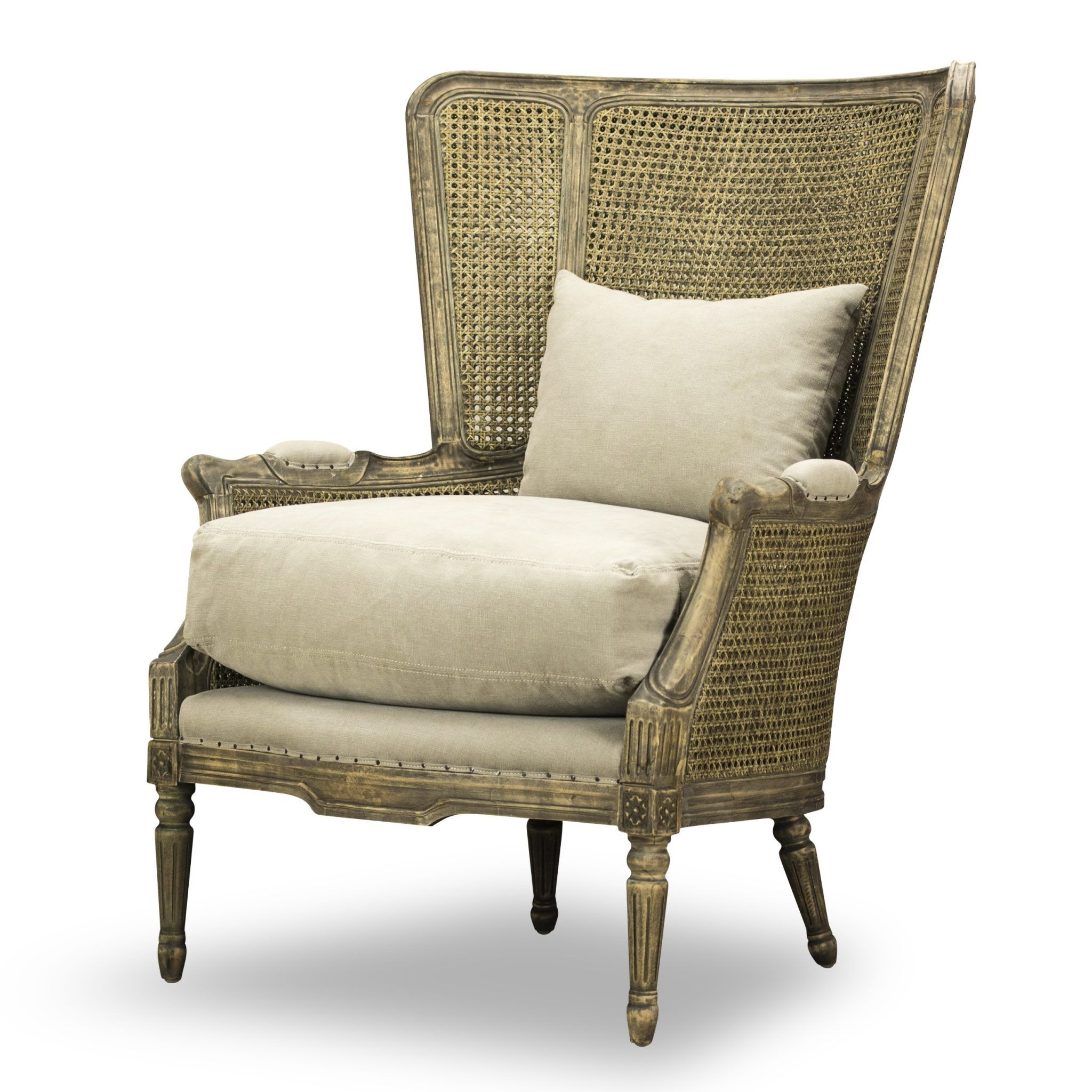 Amelia Chair Windfield Natural Armchair Chair Upholstered Seating