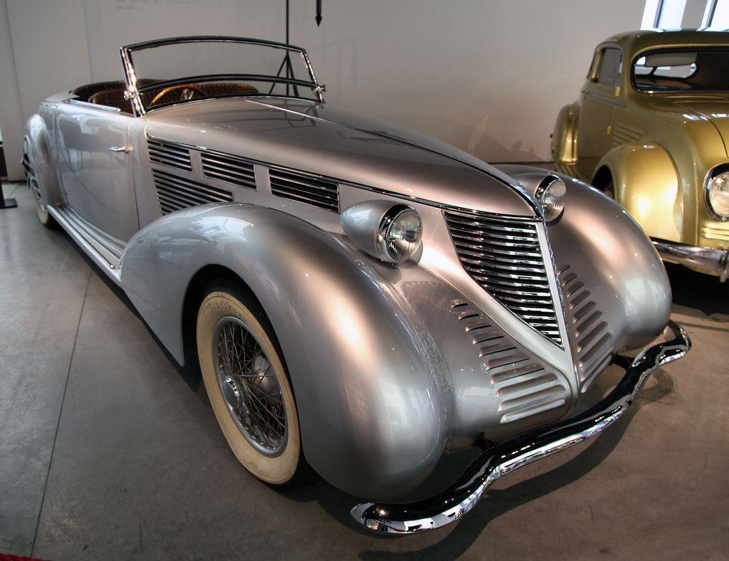 Lancia Astura 1938 Cabriolet Carrozzeria Boneschi Automobiles