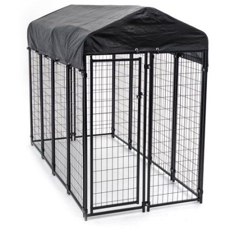 Pin By Lydia Lau On Dog House In 2020 Wire Dog Kennel Dog Kennel Outdoor Dog Kennel Cover