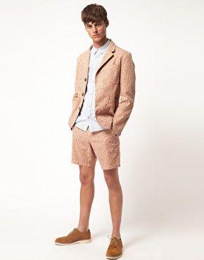Enlarge ASOS Smart Shorts in Floral