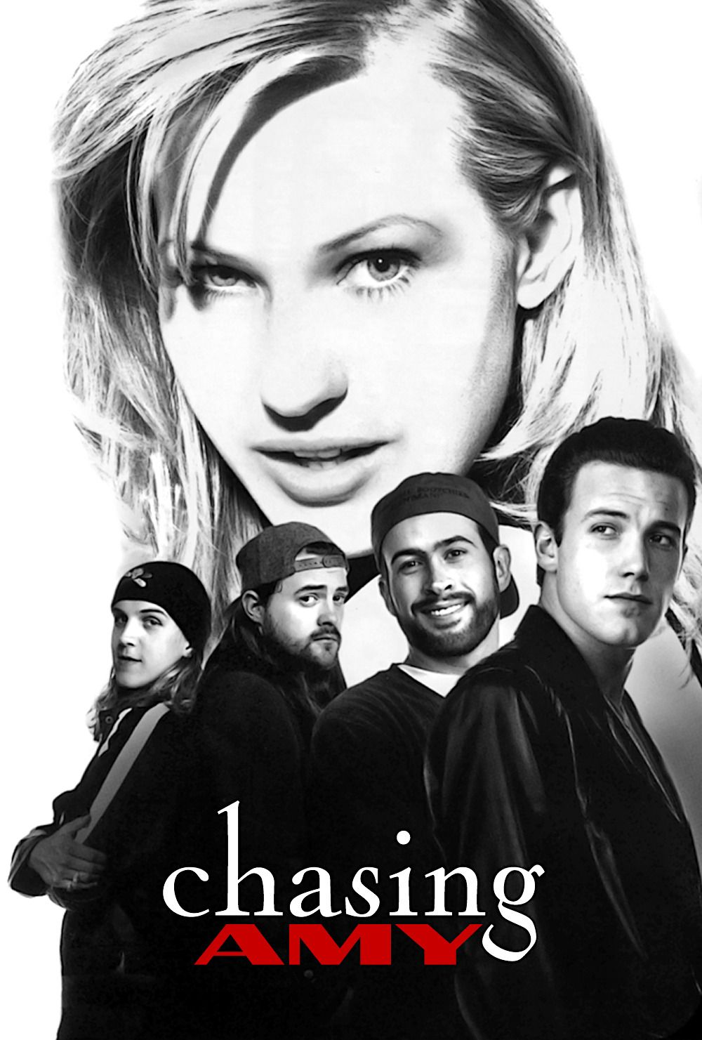 Chasing Amy Now That My Friend Is A Shared Moment