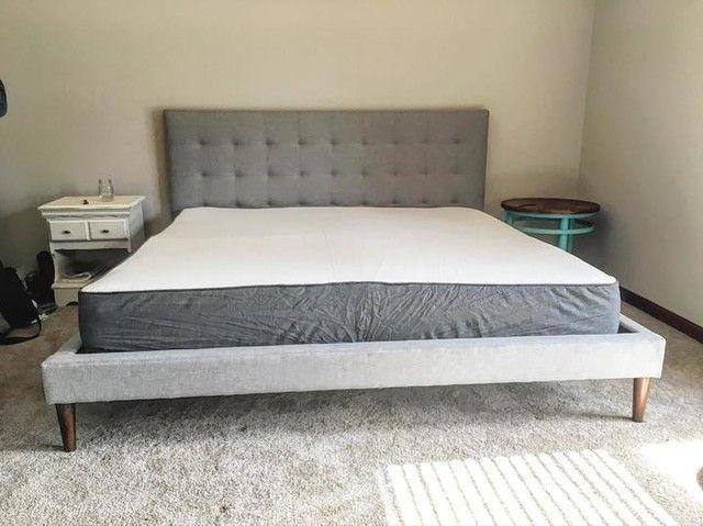 Casper Mattress And Westelm Bed Frame Bed Frame Mattress
