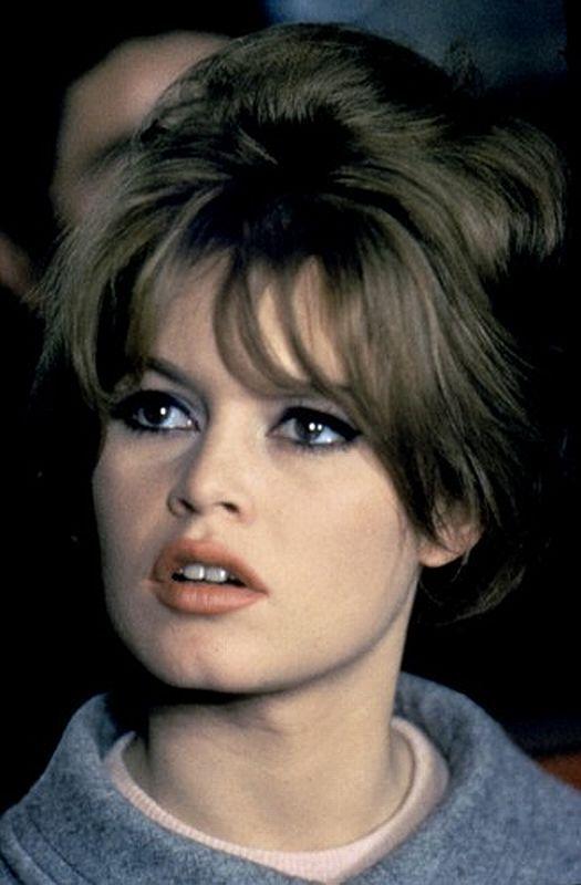 """missbrigittebardot """" Brigitte Bardot in 'Please, Not Now"""