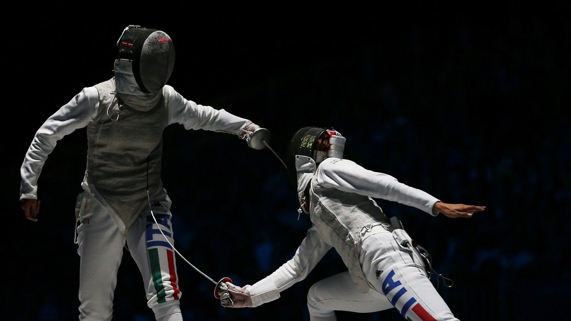 sports fight fencing Olympics 2012 (With images) Sports