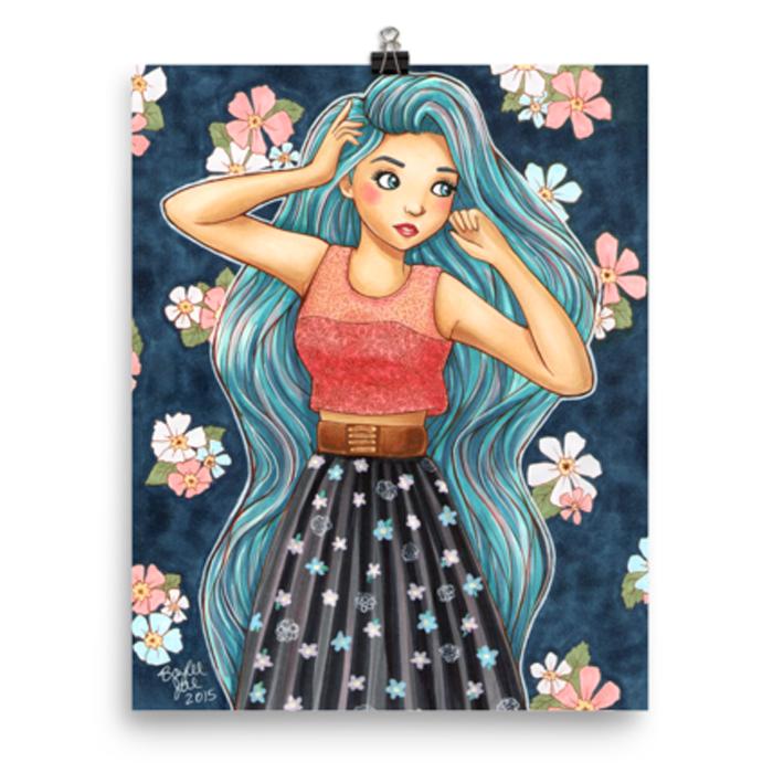 Vera Tote Bag Baylee Jae Art Baylee Jay Pinterest