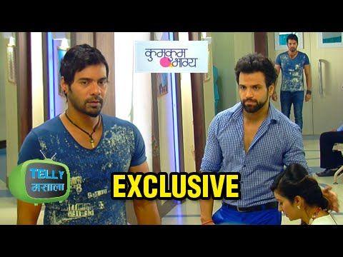 Arjun & Purvi from Pavitra Rishta Save Pragya in Kumkum Bhagya | Zee Tv
