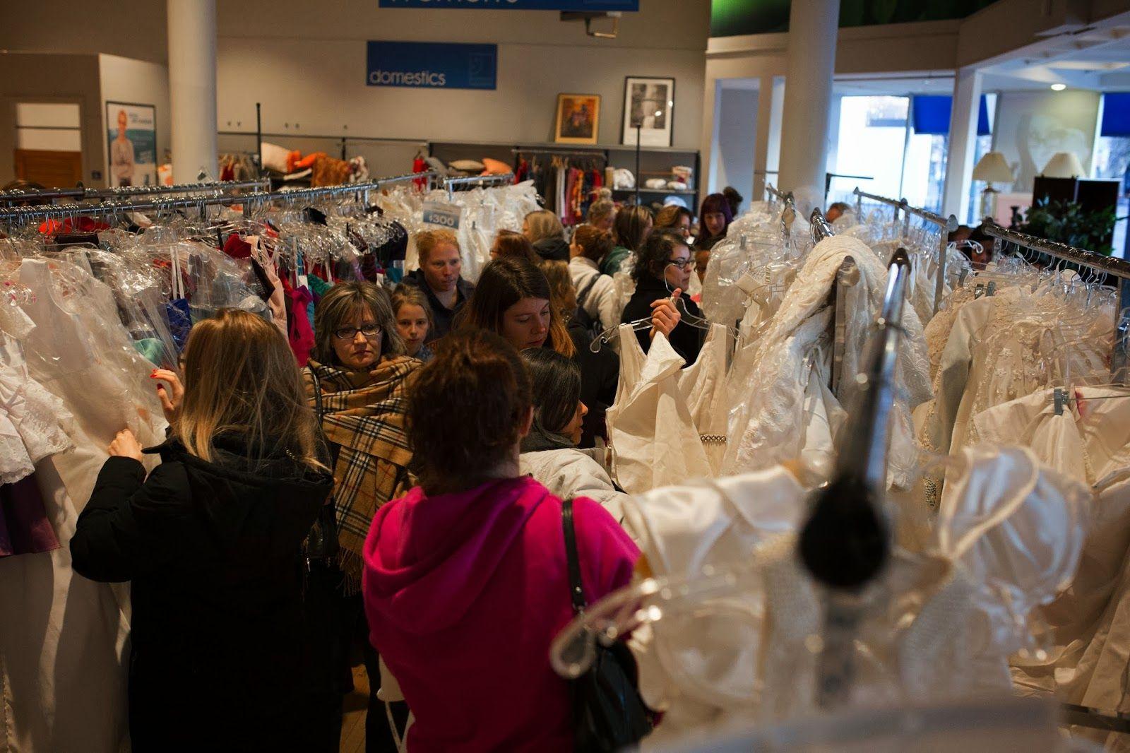 Goodwill industries of denver designer wedding gowns