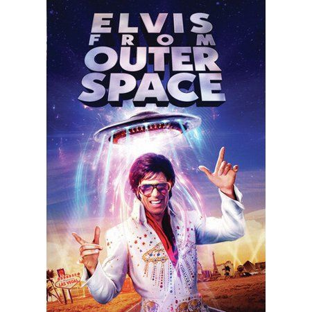 Elvis From Outer Space (DVD) - Walmart.com in 2021   Elvis