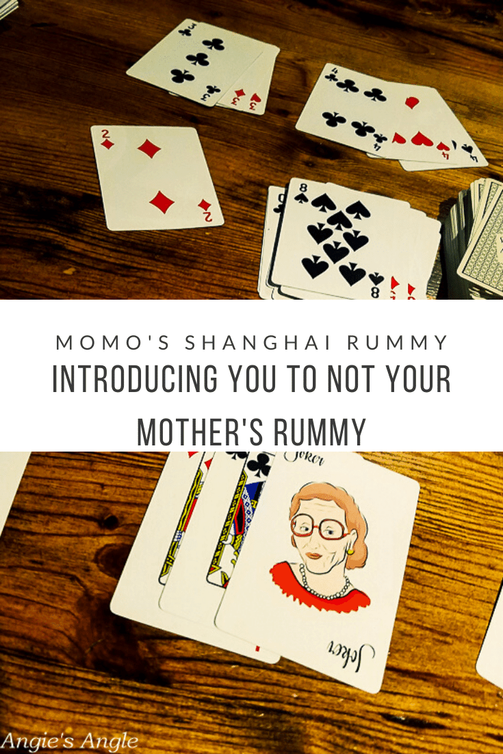 Introducing You to Not Your Mother's Rummy Rummy, How to