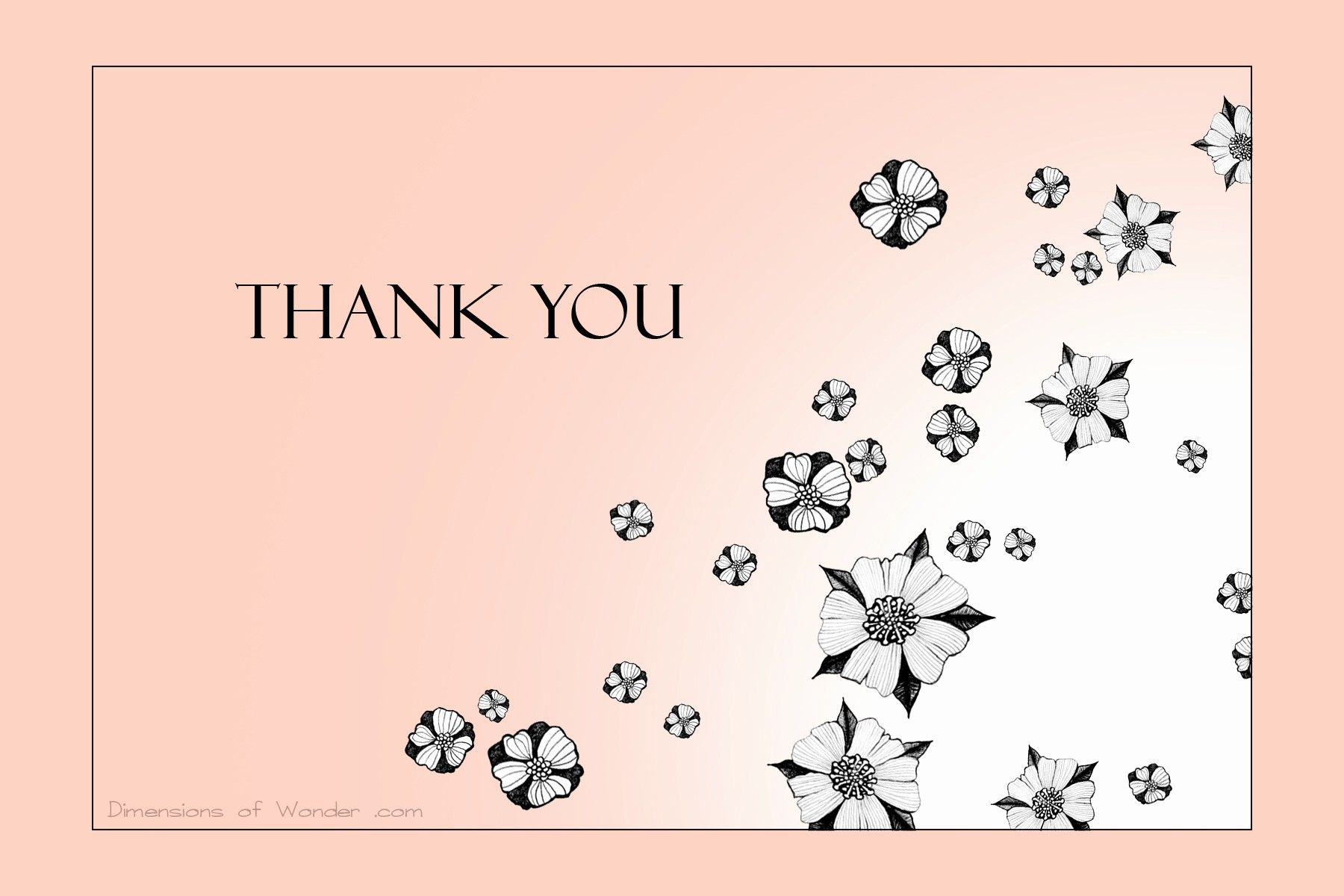 Thank You Card Template Word Inspirational Thank You Card Template For Word Portableg Free Printable Card Templates Thank You Card Template Thank You Postcards