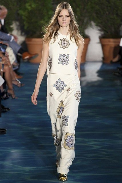 New York Fashion Week, SS '14, Tory Burch