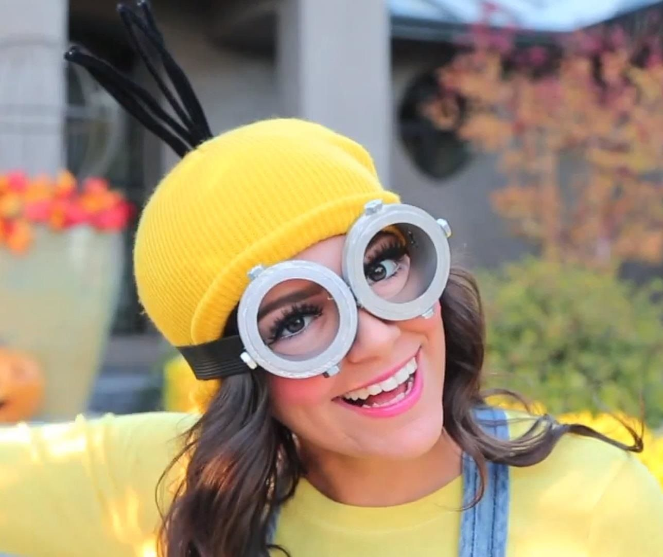 612f5a8c176 5 Awesome DIY Minion Halloween Costumes from  Despicable Me  « Halloween  Ideas