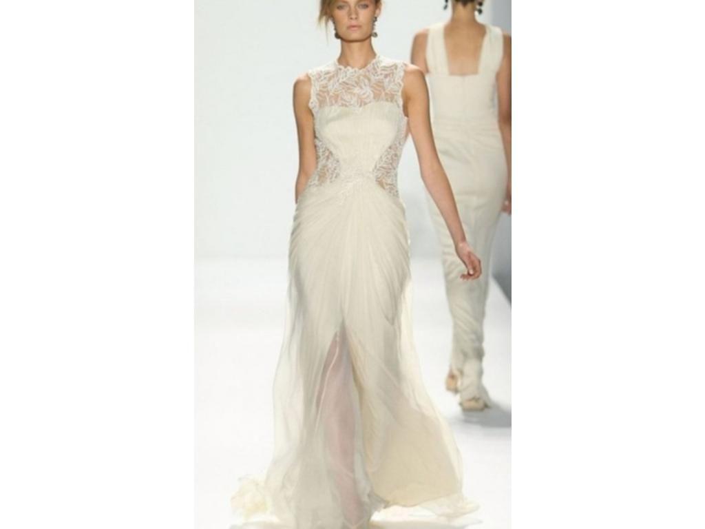 Tadashi shoji cypress dress bhldn wedding dress new