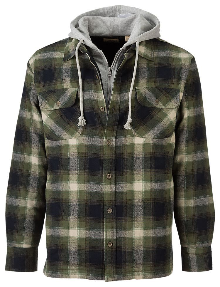 RedHead Lined Shirt Jacket for Men | Shirt jacket