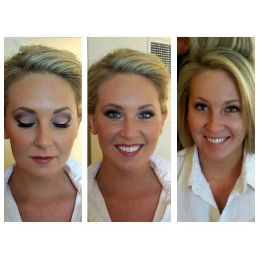 Wedding Makeup Classic Eye Technique MAC Dallas Brides