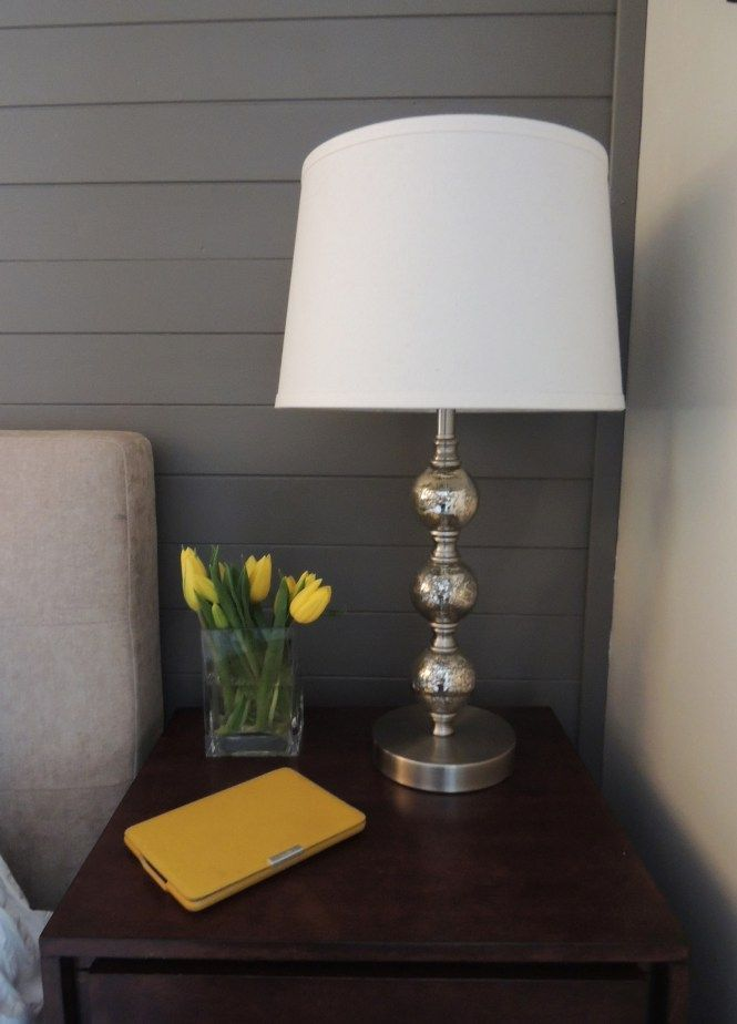 Sherwin Williams Gauntlet Gray Repose Gray Plank Wall Behind The Bed Birds Of Berwick