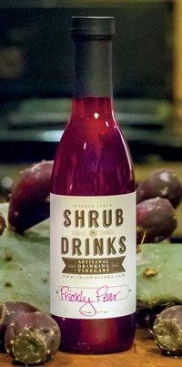 Pre-Made Shrub Syrups