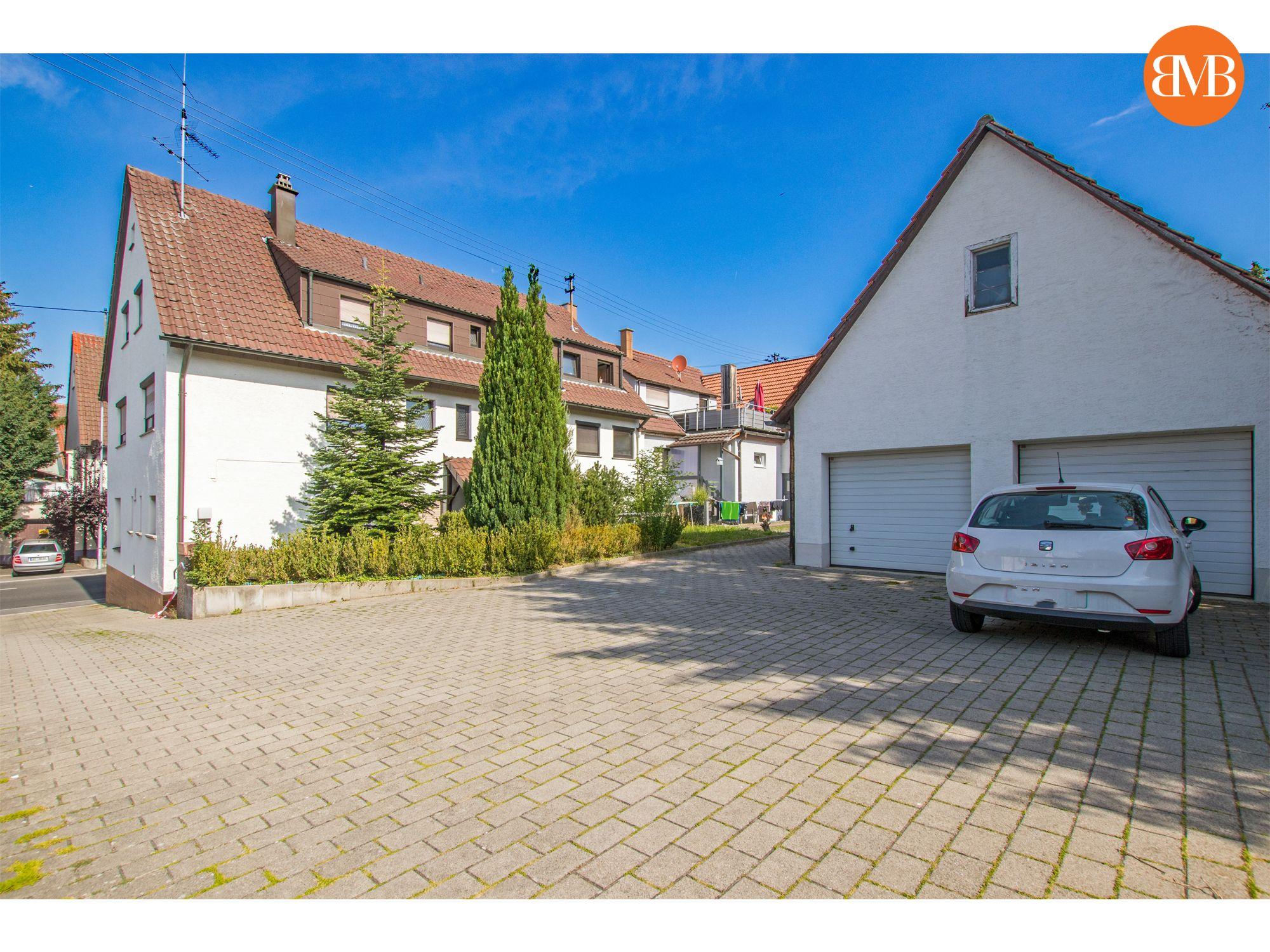 Stuttgart Immobilien, Familien haus und 2 zimmer wohnung