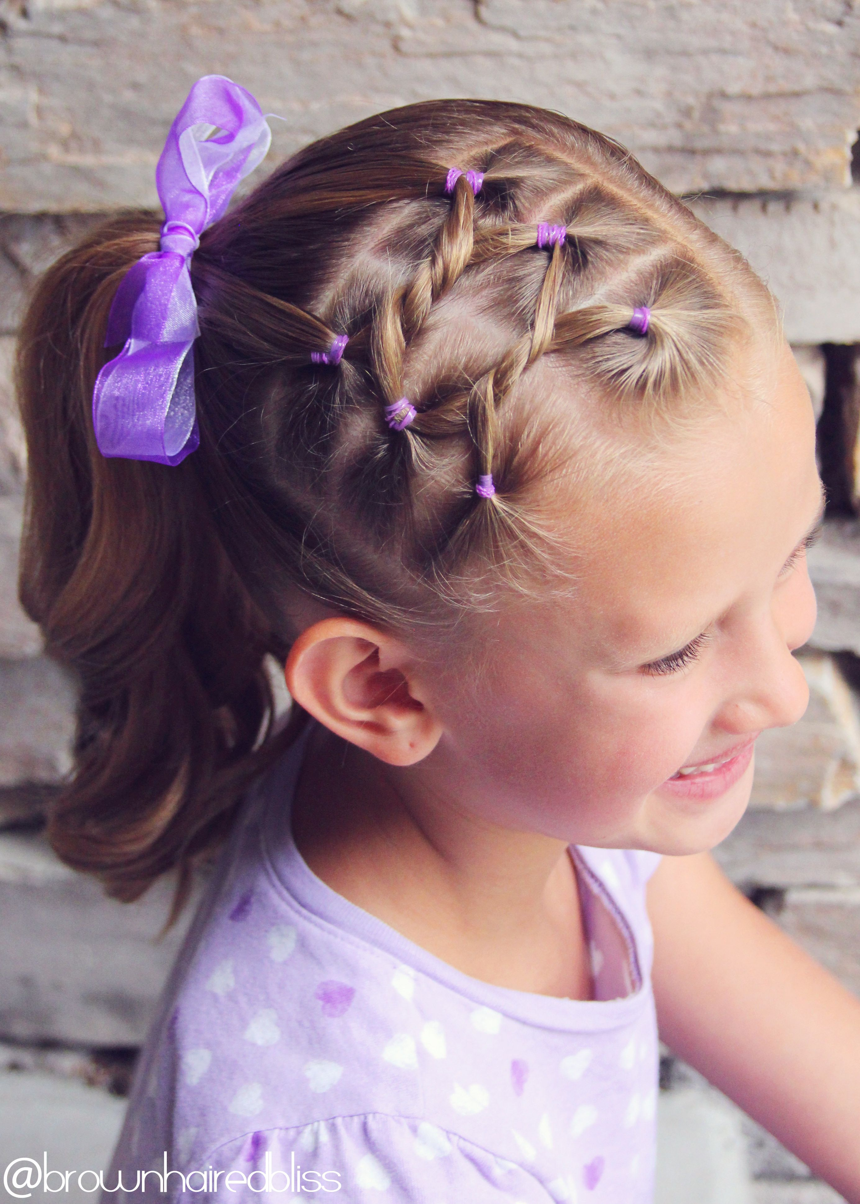 hair dous for little girls pinterest hair style girl