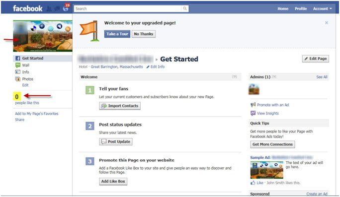 How To Change Your Facebook Profile Page To A Business Page