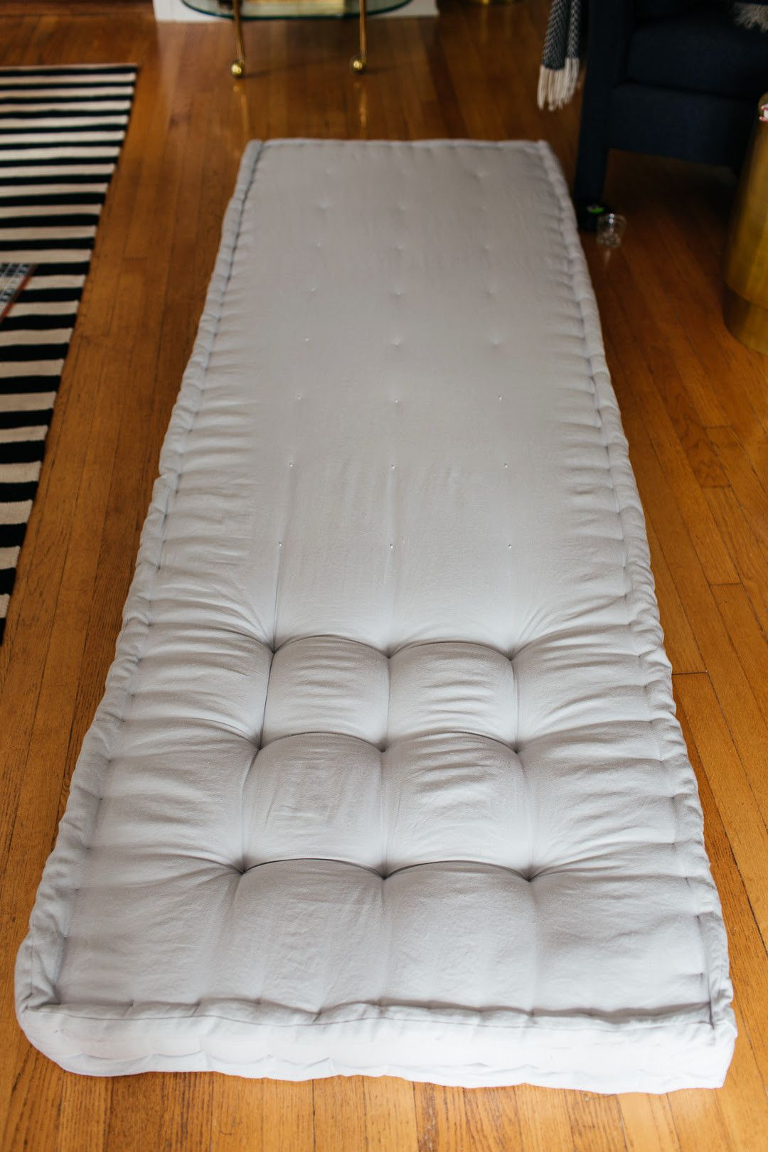 How To Diy A French Tufted Mattress Diy Mattress French Mattress Home