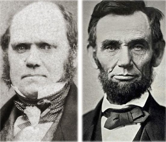 Charles Darwin And Abraham Lincoln Were Both Born On February 12