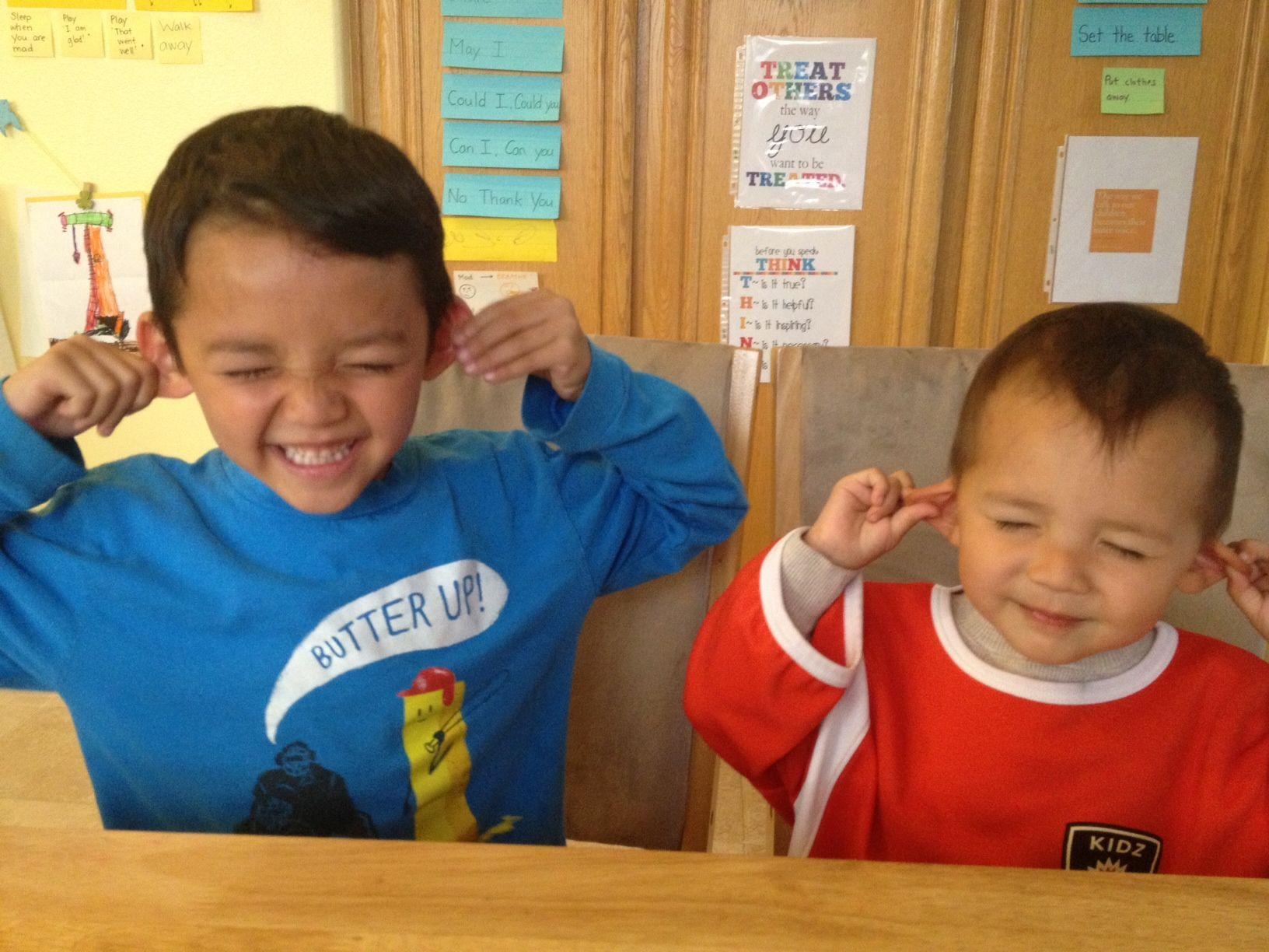 Sense Of Hearing Activity