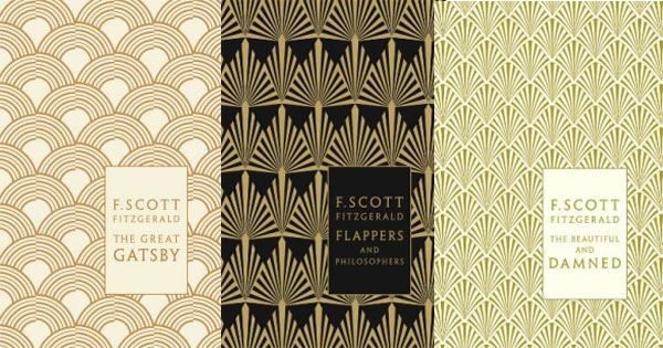Item of the Day: The F.Scott Fitzgerald Classics from Penguin Books