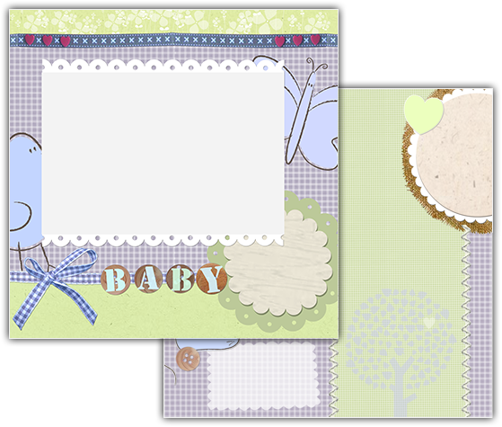 Download This It S A Baby Scrapbook Layout And Other Free