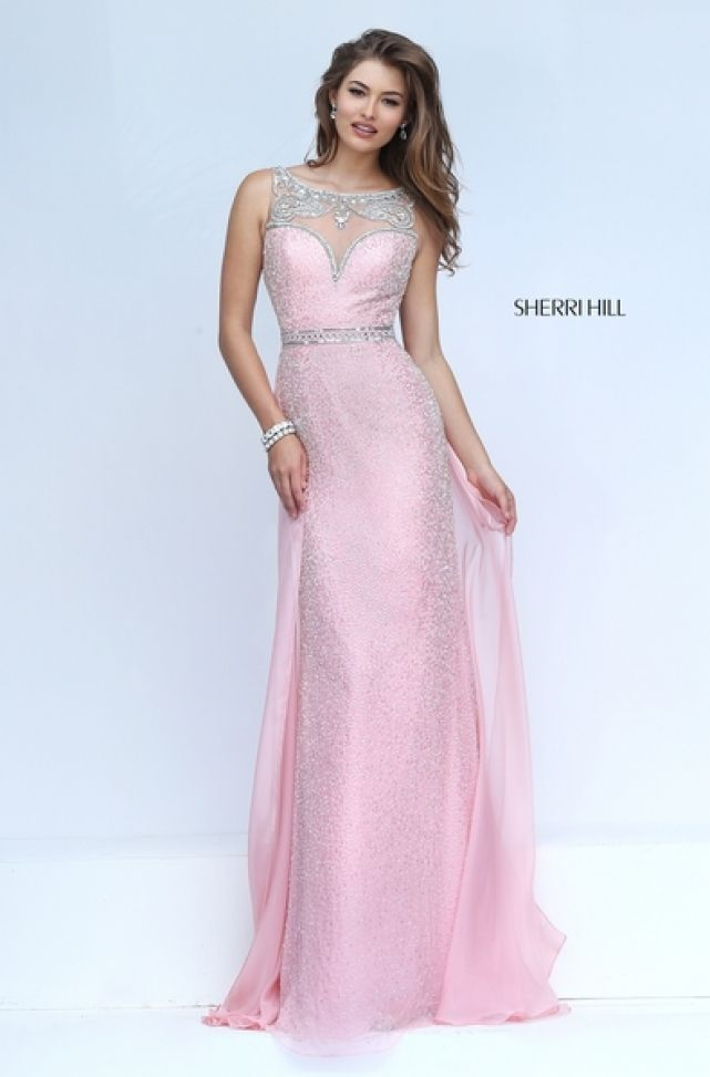 Find your perfect prom or pageant dress, like this SHEATH Jeweled ...